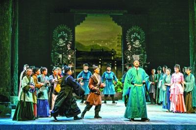 """原创民族歌剧《爱莲说》:这朵""""莲""""美得不寻常"""