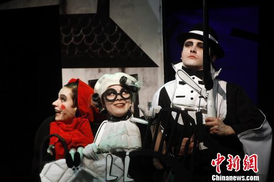 第八届中国儿童戏剧节圆满收官首次汇聚五大洲儿童剧作品