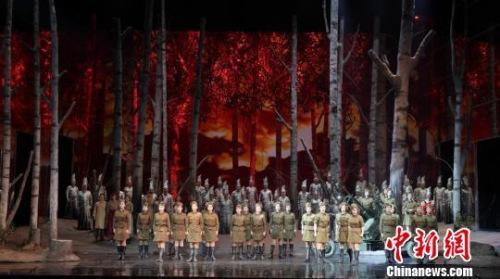 中国歌剧《这里的黎明静悄悄》将与俄观众见面