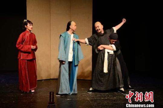 话剧《大医》将登陆人艺实验剧场主创为中医文化发声