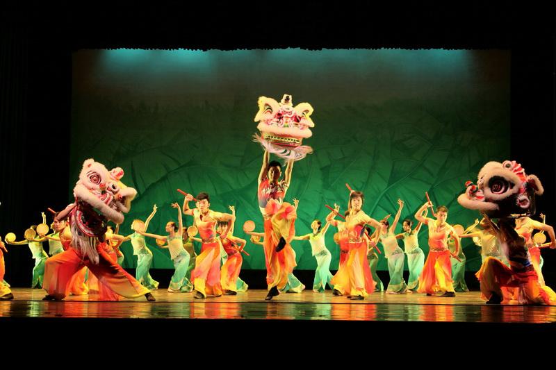 岭南文化舞起来!2018粤港澳大湾区艺术精品巡演创新解读中国故事